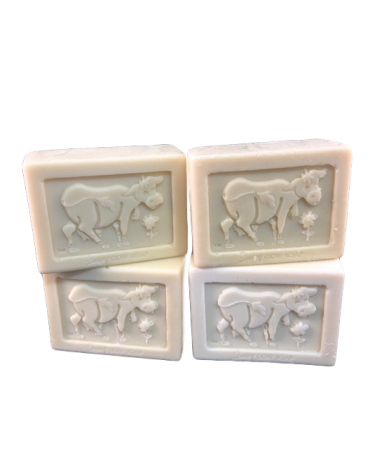 Daisy Cow Soap Pack - 4 soaps