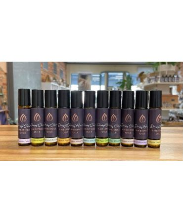 Daisy Cow Ambience Oil Rollers - 10ml