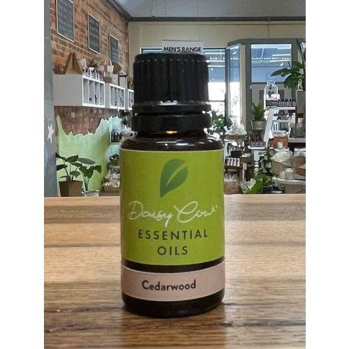Cedarwood Essential Oil - 15ml