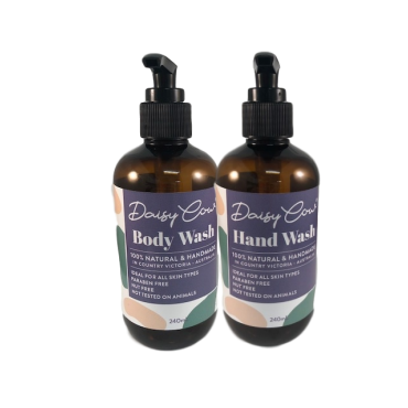 Body & Hand Wash - 240ml