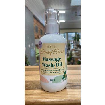 Baby Massage Oil | Wash 240ml