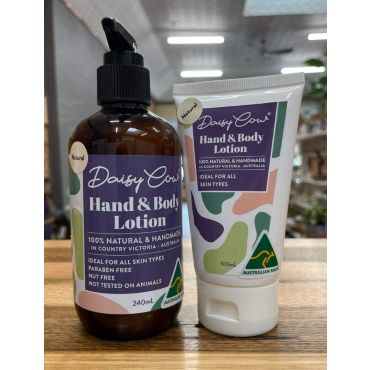 Hand & Body Lotion Duo